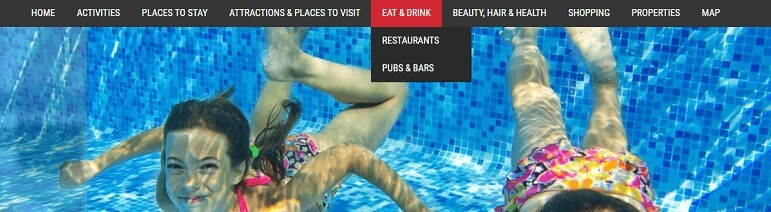 Drop Down menus Advertise with us What's on in Stockport
